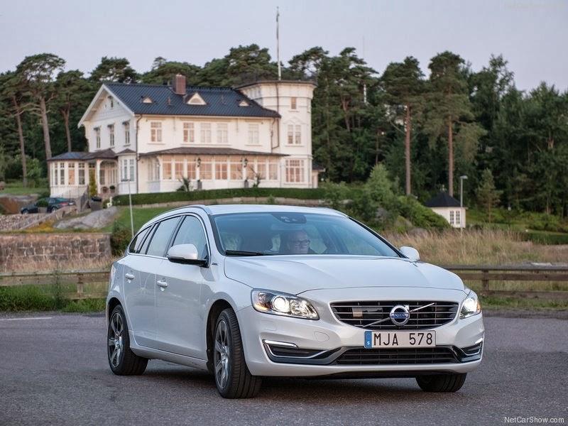 2014 Volvo V60 Plug-in Hybrid