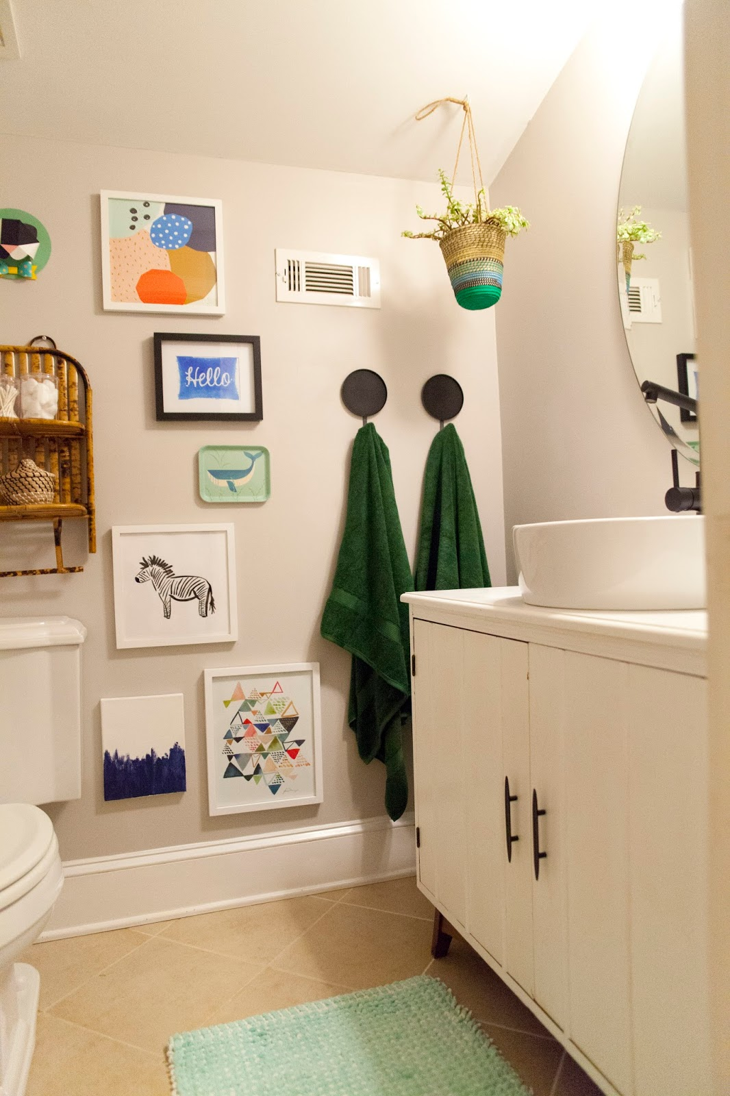 Land of nod bathroom