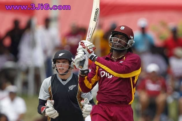 West Indies vs New Zealand 1st ODI Match Live Score 26th December 2013 at Auckland