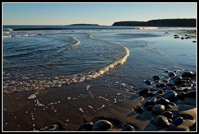 Nova Scotia; Ocean; Sea; Beach; Maritimes