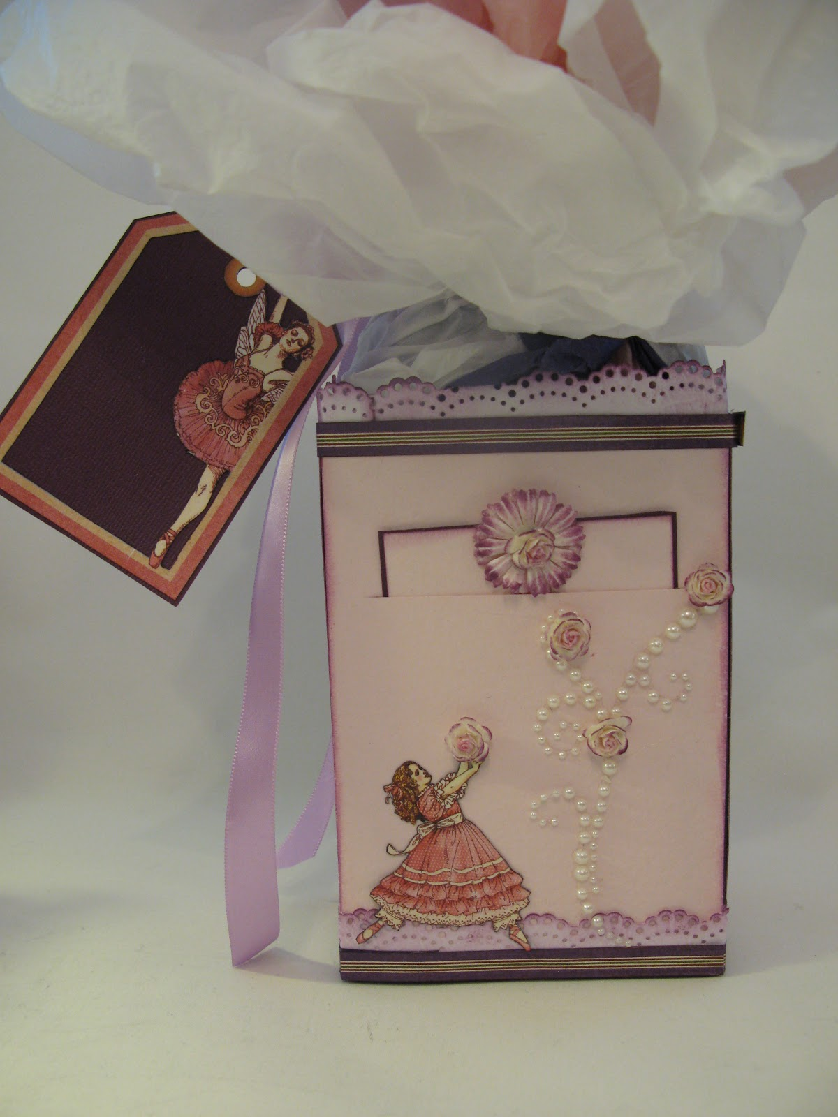 Annes Papercreations How To Decorate A Serial Box For