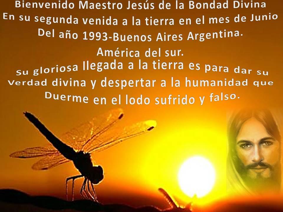 JESÚS DE LA BONDAD DIVINA