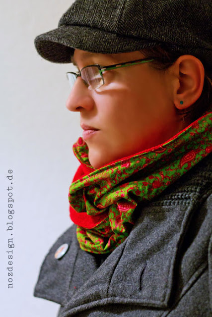 Upcycling - Sweaters - Loop - scarf