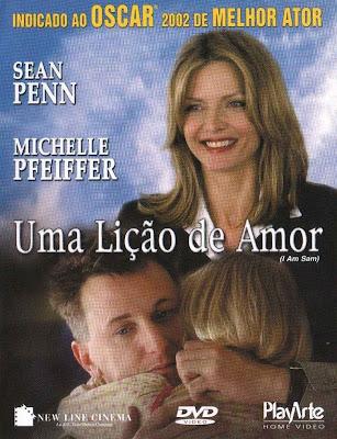 Filme Uma Lição De Amor Dublado AVI DVDRip