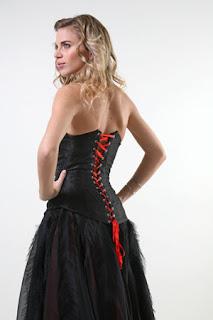 fotos de vestidos emo