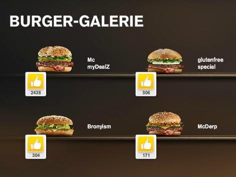 McDonald's löscht glutenfreien 'Mein Burger'