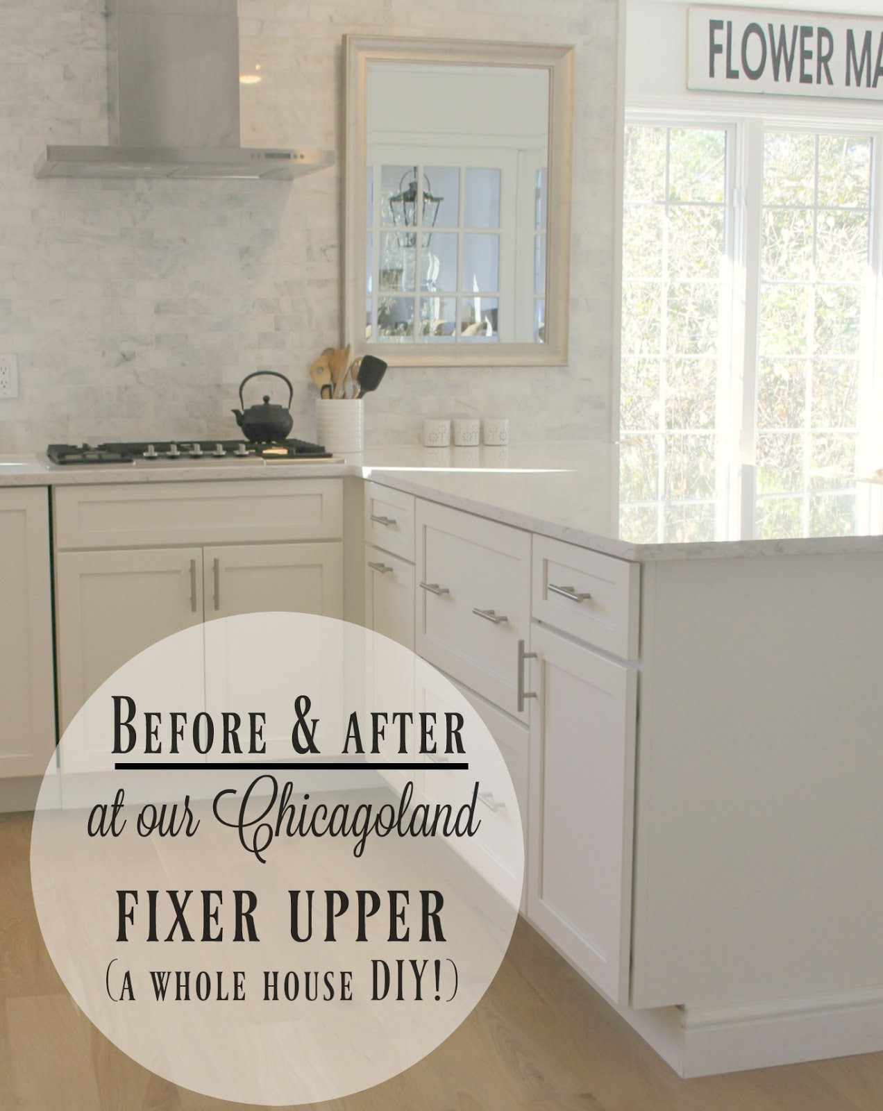 Fixer upper kitchen cabinet pulls - Fixer Upper 1