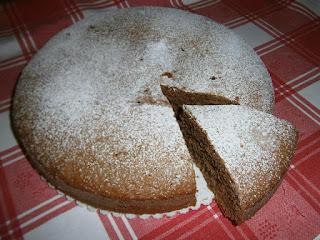 Recette du gâteau facile au cacao et amande