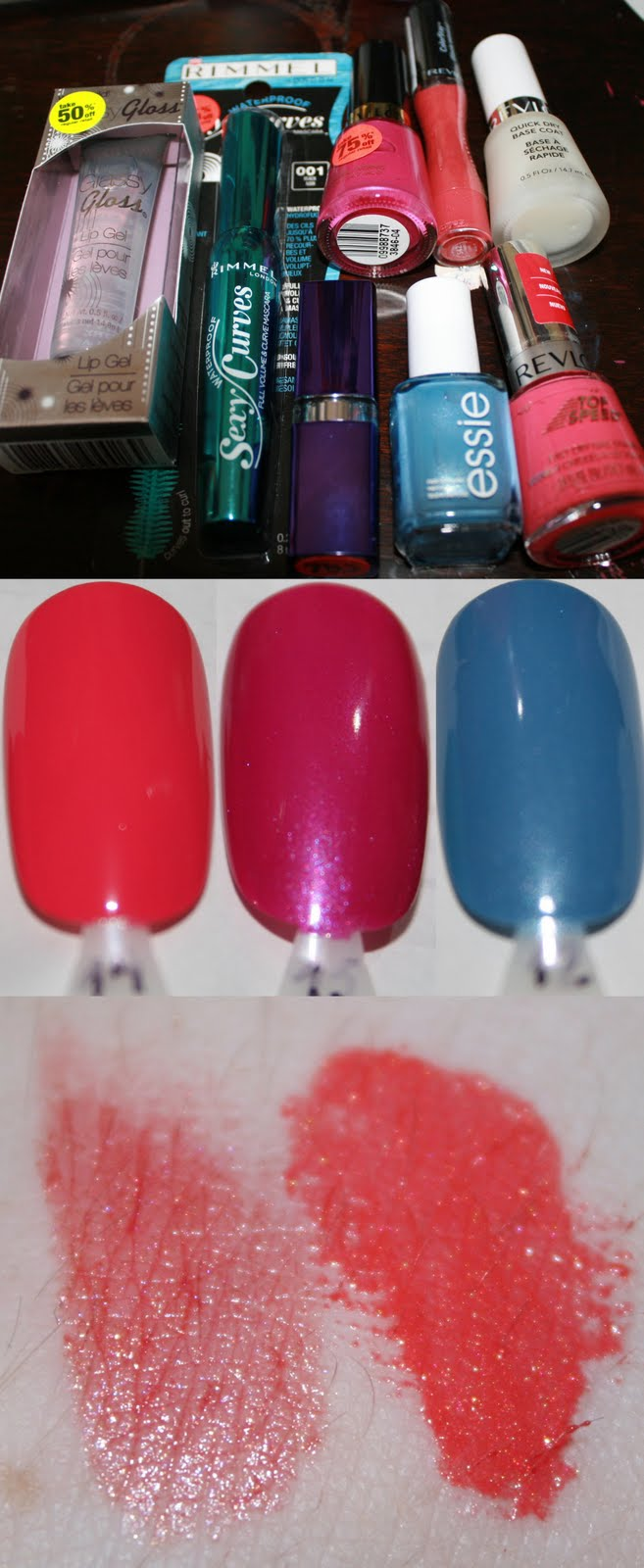 vibrancy on a brush: CVS Haul and Review- 5.24.11