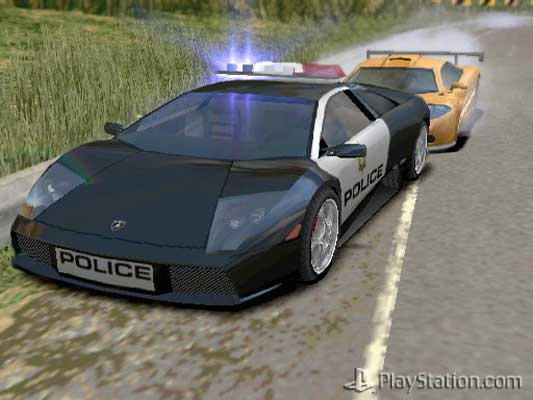 nfs hot pursuit 2 crack only