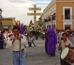 procesion fiesta de mexico