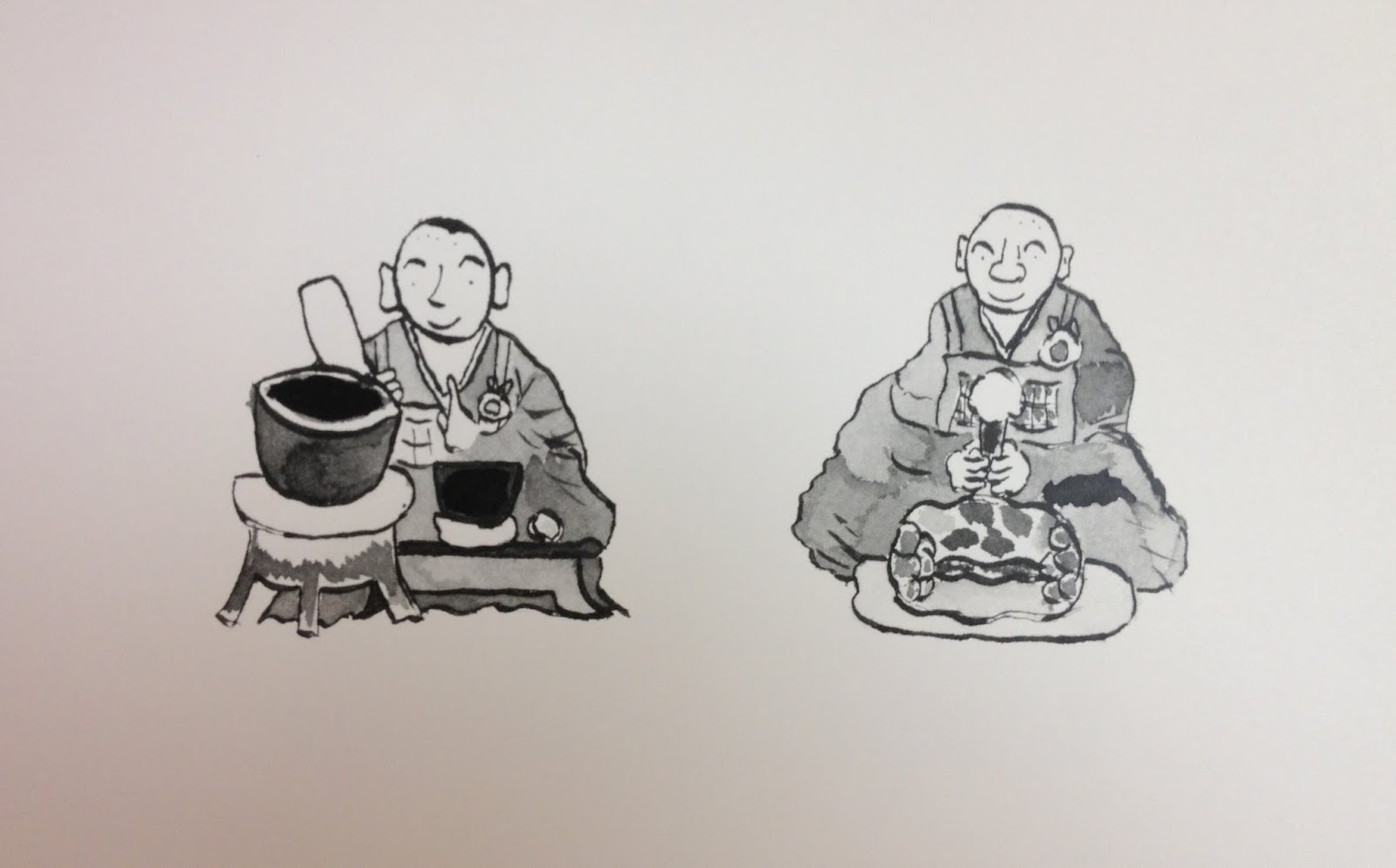 The Cultivated Mother Zazen Meditation At Kenchoji Temple