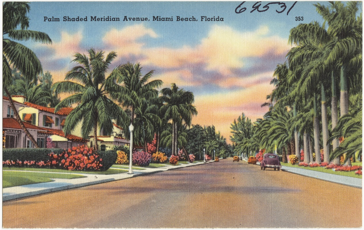 history miami Miami beach historic timeline: the 1900's, from the miami city guide, miami beach 411.