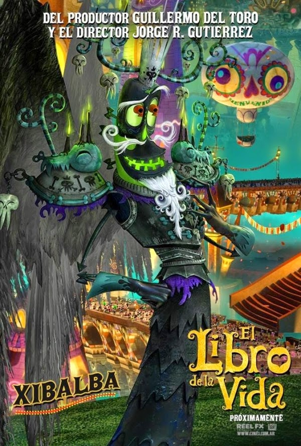 Character Design The Book Of Life : Character posters of the book life teaser trailer