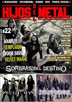 HIJOS DEL METAL #22