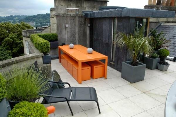 Conseils d co et relooking des id es modernes pour l for Jardin urbain moderne