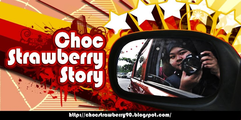 choc strawberry story