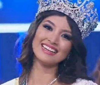 Mutya Datul Wins Miss Supranational 2013