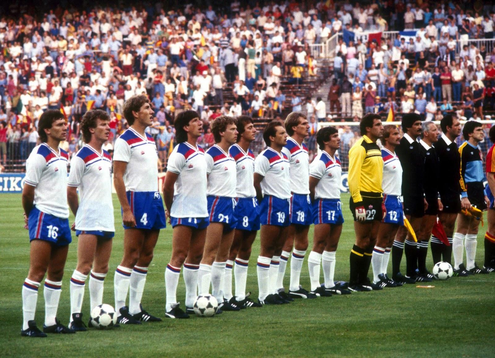 England 1982 the vintage football club - Coupe du monde de foot 1982 ...
