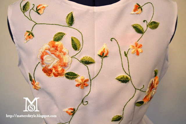 fashion diy, embroidery
