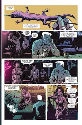 Interior art from Limbo #1, courtesy of Image Comics