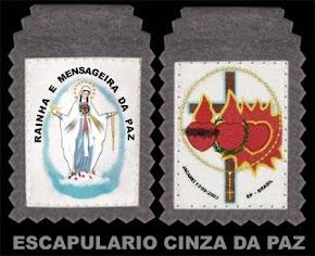 O Escapulário Cinza da Paz
