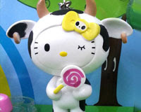 Hello Kitty x tokidoki