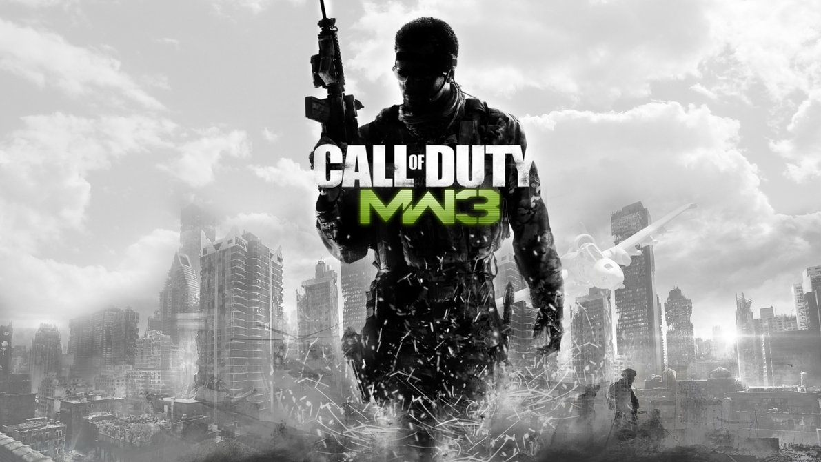 call of duty modern warfare 3 by stiannius d3g8llx2 Modern Warfare 3, Nothing New