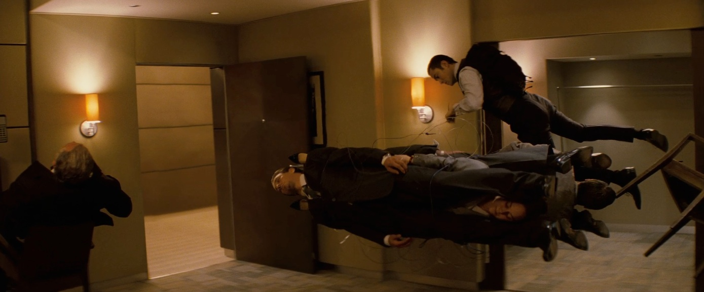 Inception Hotel Room