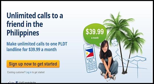 Call Philippine