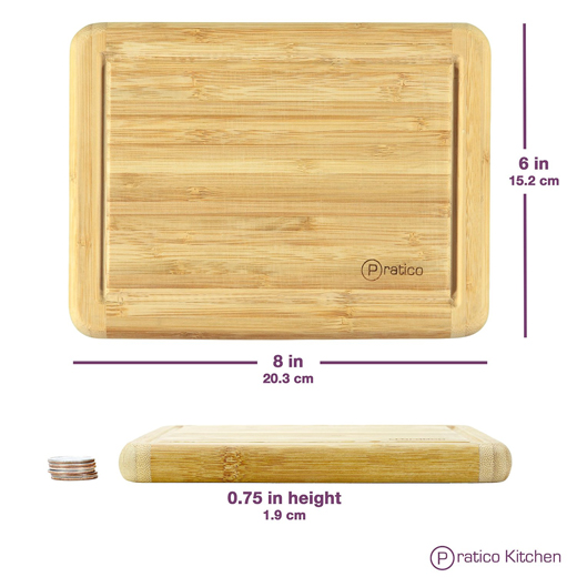 oma loves u small cutting board  serving tray bambooboard,