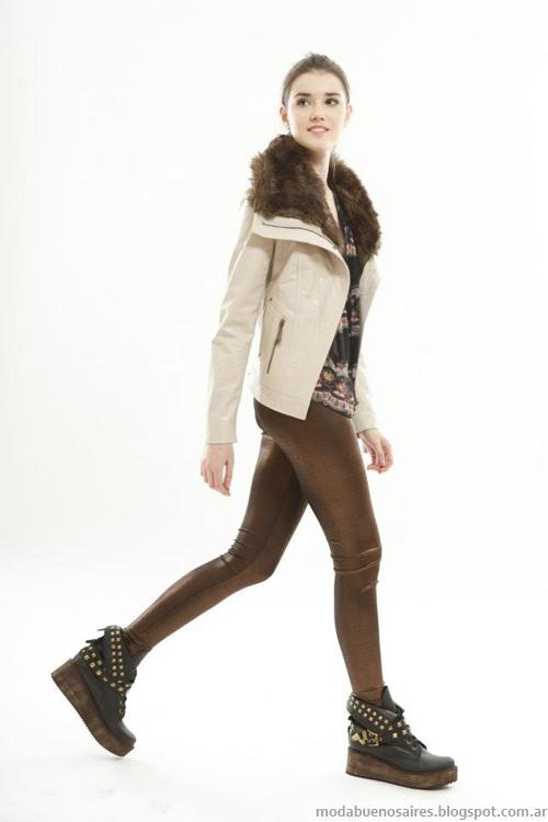 Ossira invierno 2013 Moda ropa de mujer