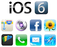 iOS 6 for iPhone 5
