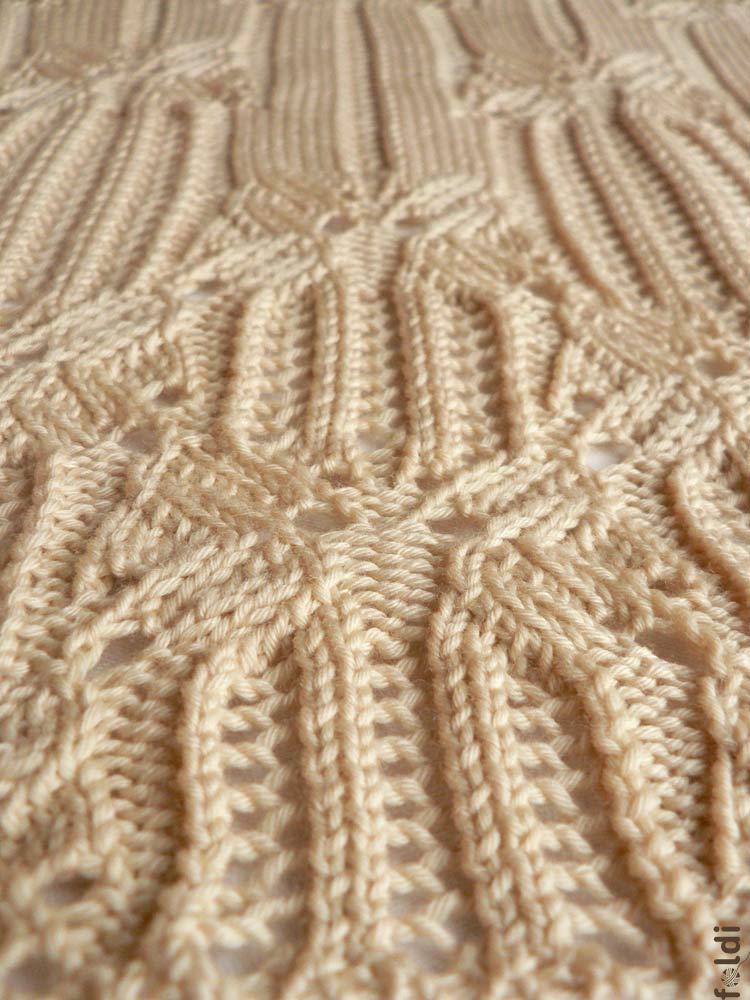 foldi: Butterfly - Modified Frost Flower lace
