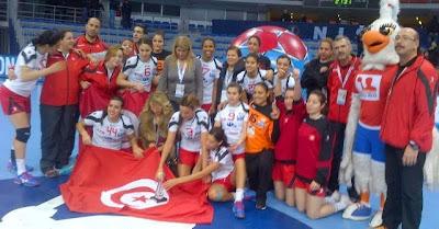 Túnez se queda con la Copa Presidente | Mundo Handball