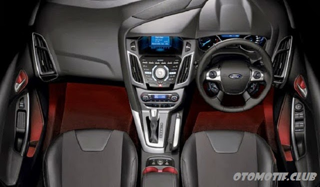 Dashboard 2014 New Ford Focus