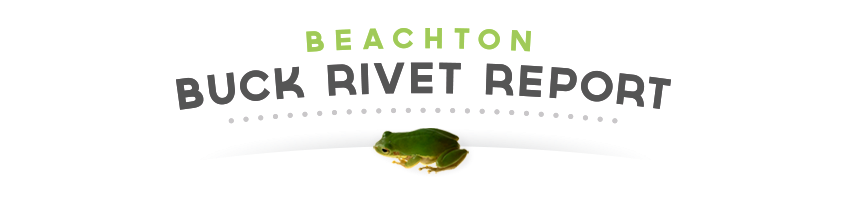Beachton Buck Rivet Report