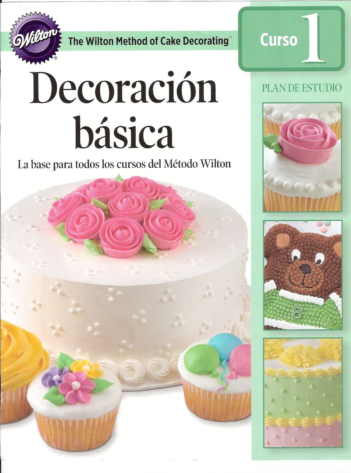 Arte-cakes: Curso Método Wilton 1 y 2 (oficial) Valencia ...