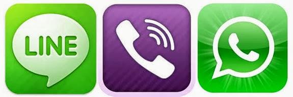 Las 3 aplicaciones de mensajería instantánea más populares: ventajas e inconvenientes