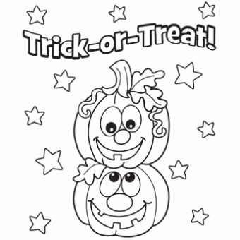 coloring pages halloween free printable coloring pages free and - Free And Fun Coloring Pages