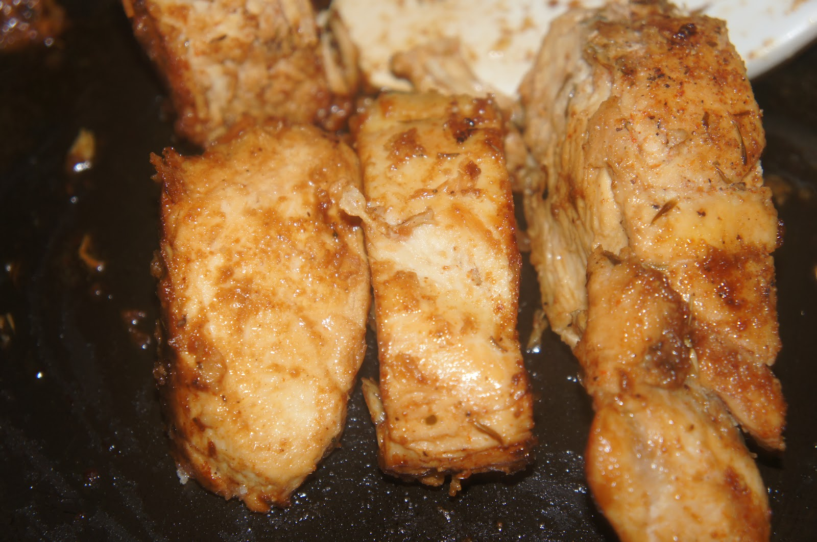 Virginia Beach Housewife: Spicy Garlic Lime Chicken