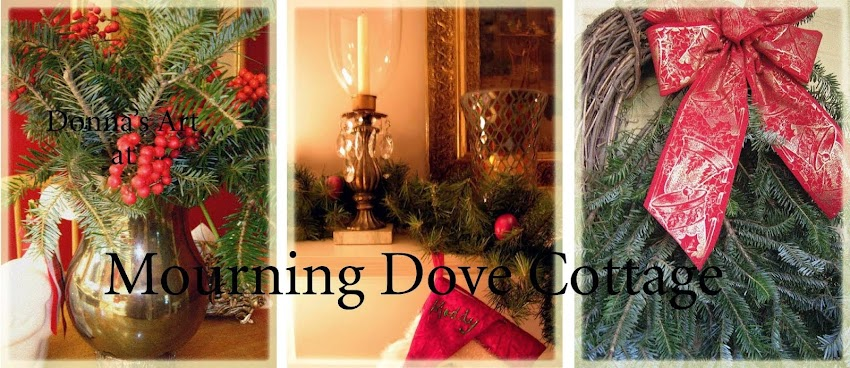 Donna's Art at Mourning Dove Cottage