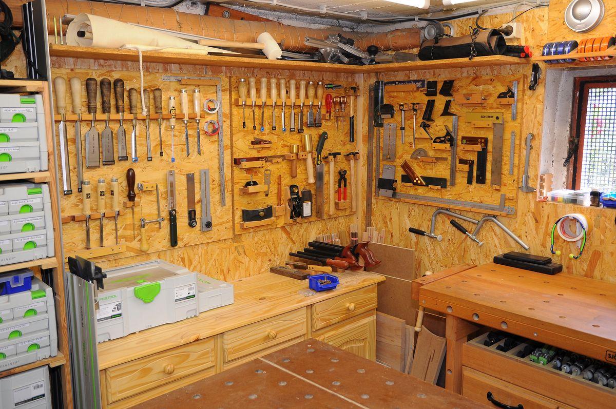 Werkstatteinrichtung selber bauen  Michas Holzblog: Werkstatt - Update VII (Juni 2014)