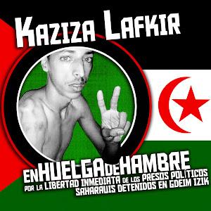 Yo apoyo a Kaziza