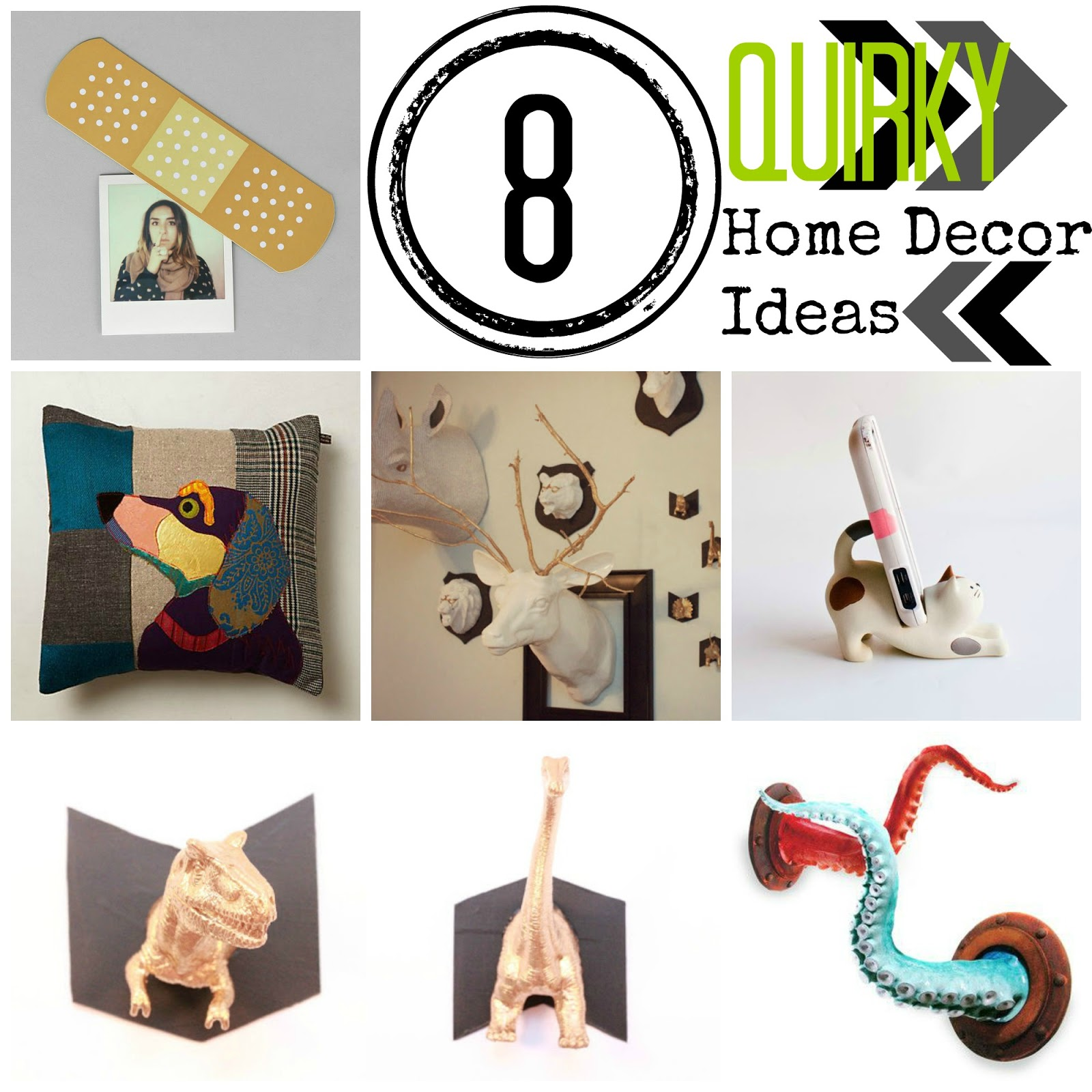 Eat Sleep Make We Are Loving Right Now Volume 14 Quirky Home Decor Edition