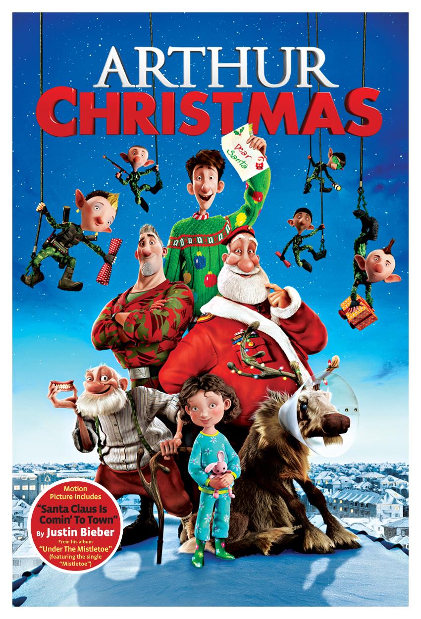 phim Arthur Christmas