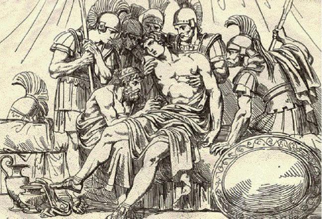 Αποτέλεσμα εικόνας για Πώς ήταν η όψη και η σωματική του διάπλαση του Μέγα Αλέξανδρου