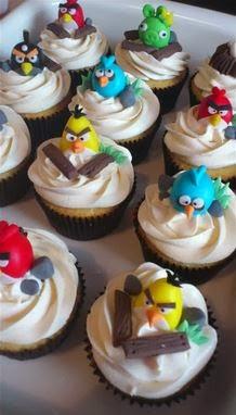 Los cupcakes de Alejandro