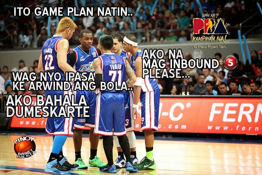 San Mig Coffee vs Petron Blaze 2013 Finals | Pinoy BasketBalista