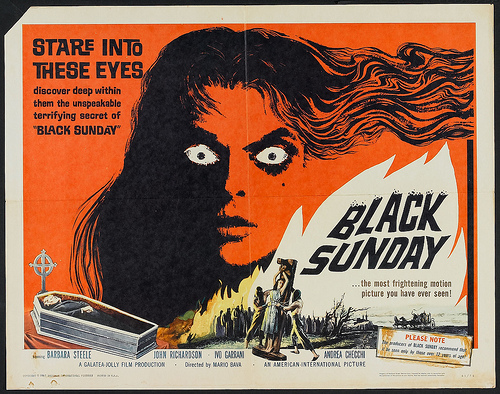 Black Sunday Movie
